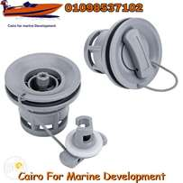 Boat Air Valve Lightweight Gas Valve for Inflatable Boat