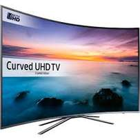 Call Toll Free for SAMSUNG 55'' UHD SMART CURVED SERIES 7 plus watch
