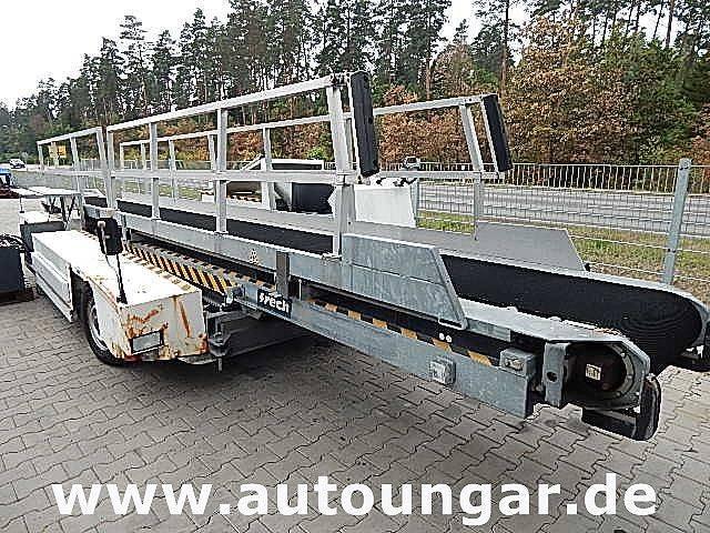 Meyer baggage conveyer belt loader Airport GSE - 2002