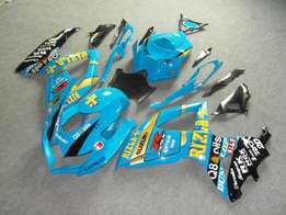 Gsxr 600 Faring kits plus other parts