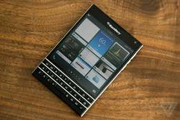 BlackBerry Passport. 3GBRam/32GBRom/13Mp/4G/NFC. 20999/=. +Delivery.