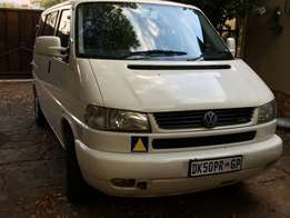 2003 Volkswagen Caravelle Syncro
