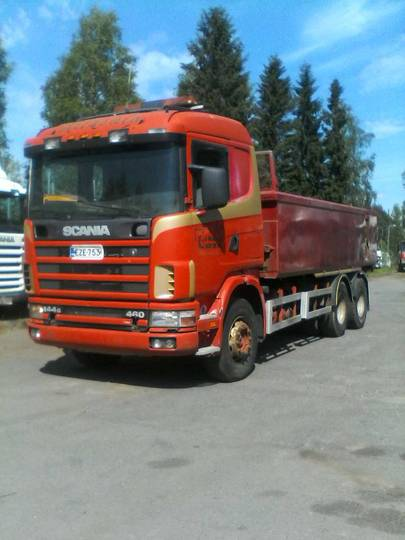 Scania R 144 Gb - 1999