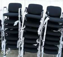 Suitable visitor's office chair