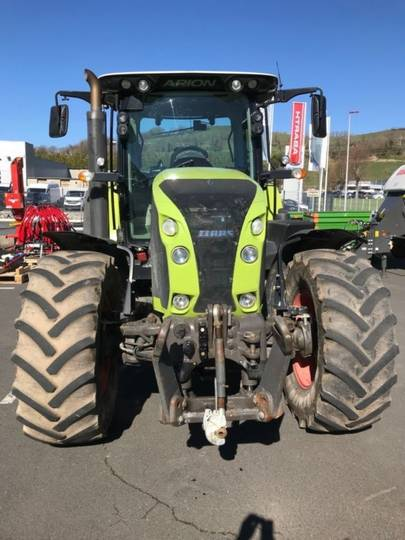 Claas arion 620 - 2013 - image 3
