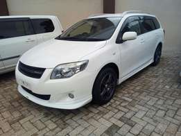 Toyota WISH Sports