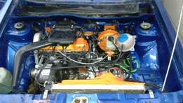 1988 VW caddy for sale