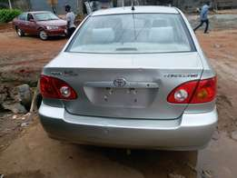 Toyota Camry 2004 Model.