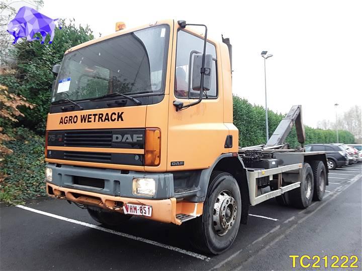 DAF CF 75 270 ATI Euro 1 - 1994