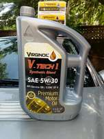 Engine oil (VirginOil USA)