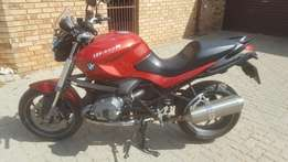 Like new BMW r1200r