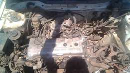 Nissan sentra striping for spares