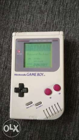 Nintendo Gameboy DMG-01