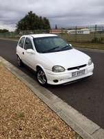 Fuel injected Opel Corsa Lite Sport