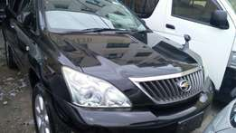 New toyota harrier, 2010(KCP)