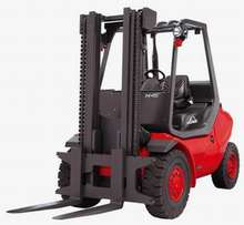 Forklift - Linde H35D, 3,5 Ton DIESEL - Rough Terrain-TRADE FOR WHY
