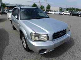 Subaru forester model 2003 on sale