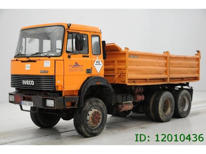 Iveco 260E34 - 6x6 - 1991