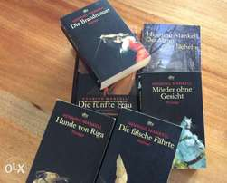 Various German books for sale