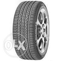 Michelin Latitude Tour HP Tyre 285/60/R18