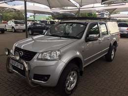GWM Steed 5 2.0VGT double cab Lux for sale