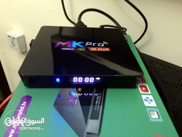 Tv box Mkpro S06 plus