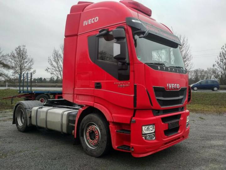 Iveco AS440 S46T Hi-Way E5 EEV - 2013