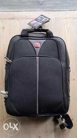 Jueshibao Backpack Bag 15.6 to 17 inch Water Resistant
