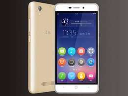 4000mah Gold ZTE Q519T Android Phone