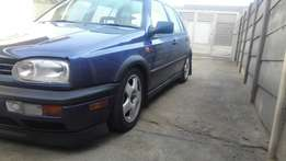 Golf vr6 mags n tyres