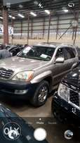Extremely clean registered 2003 Lexus gx470