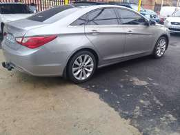 hyundai sonata 2.4 automatic 2011 model