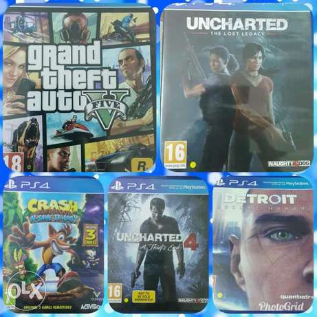Ps4 dvd used org.