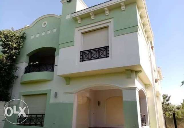 Twin house fully finished in Al diyar mokhabart with Basement