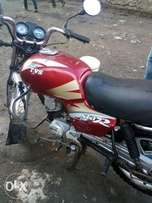 Tvs motorbike on quick sale sh 48,000 neg