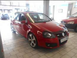 07 V.W GOLF hatchback