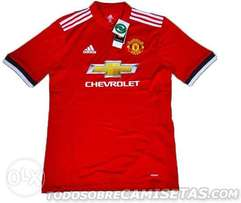 Manchester United 17/18 Jersey