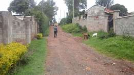 1/2 arce plot for sale at lower elgon view near testimony in eldoret.