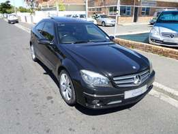 2010 Mercedes CLC200 K Automatic with Panoramic Roof and warranty