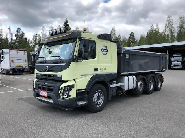 Volvo Fm13 - 2015