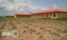 52 unit of self contain on 4 heaters of land for sale
