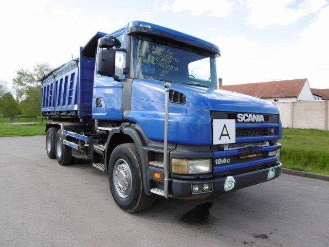 Scania T124CB6X4NZ(ID9670) - 1999