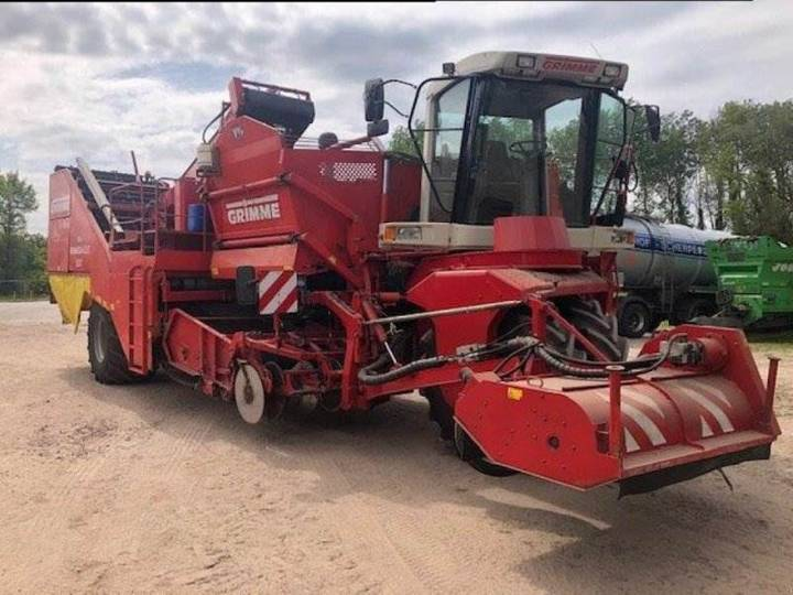 Grimme Sf 150-60 - 2002