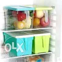 Fridge Organizer Containers*New*KSh 1300
