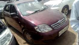 Toyota NZE,in excellent condition mnl,airbags accident free.