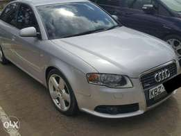 Audi A4 S-Line 1.8L Turbo Very Clean