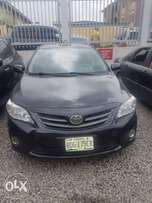 Very clean registered 2010 corolla