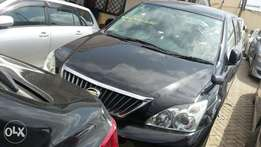 Toyota harrier 4by4