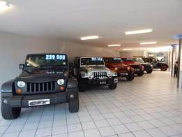 Jeep Wranglers from R 159 900.00