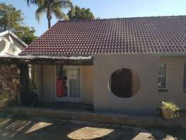 Big 4 bedroom family house with a study. Magalieskruin